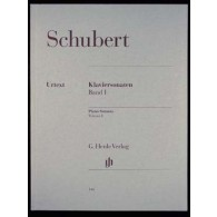 SCHUBERT F. SONATES VOL 1 PIANO