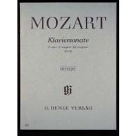 MOZART W.A. SONATE KV545 PIANO