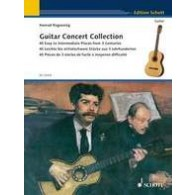 GUITAR CONCERT COLLECTION GUITARE