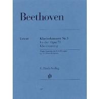 BEETHOVEN L. CONCERTO OP 73 N°5 2 PIANOS