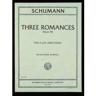 SCHUMANN R. ROMANCES OP 94 FLUTE