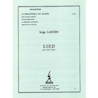 LANCEN S. LIED ALTO