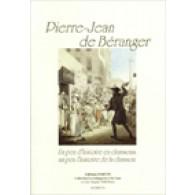 BERANGER P.J. UN PEU D'HISTOIRES EN CHANSONS