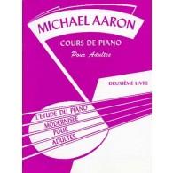 AARON M. METHODE ADULTE VOL 2 PIANO