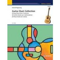 GUITAR DUET COLLECTION 2 GUITARES