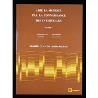 ARBARETAZ M.C. LIRE LA MUSIQUE VOL 1