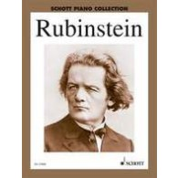RUBINSTEIN A. SELECTED PIANO WORKS