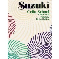 SUZUKI CELLO SCHOOL VOL 3