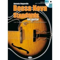 ONGARELLO A. BOSSA NOVA STANDARDS VOL 1 GUITARE