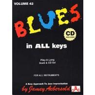 AEBERSOLD VOL 042 BLUES IN ALL KEYS