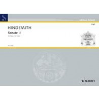 HINDEMITH P. SONATE II ORGUE