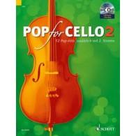 POP FOR CELLO VOL 2