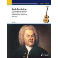 BACH FOR GUITARE
