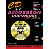 CD A L'ACCORDEON DIATONIQUE