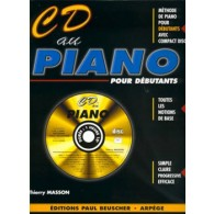 MASSON T. CD AU PIANO