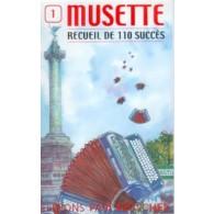 SUCCES MUSETTE VOL 1 ACCORDEON