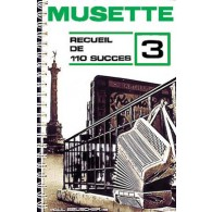 SUCCES MUSETTE VOL 3 ACCORDEON