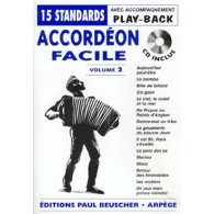 ACCORDEON FACILE VOL 2