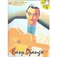 REINHARDT D. EASY DJANGO GUITARE VOL 1