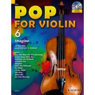 POP FOR VIOLIN 6 IMAGINE VIOLON