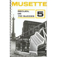 SUCCES MUSETTE VOL 5 ACCORDEON