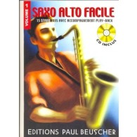 SAXO ALTO FACILE VOL 1