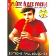FLUTE A BEC FACILE VOL 1