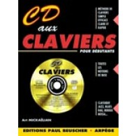 MICKAELIAN A. CD AUX CLAVIERS