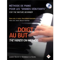 GOUYET/LE GUERN DOIGT AU BUT PIANO