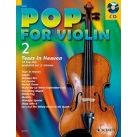 POP FOR VIOLIN 2 TEARS IN HEAVEN VIOLON