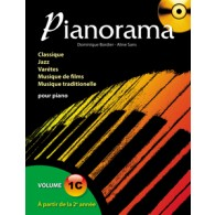 PIANORAMA VOL 1C PIANO