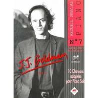 GOLDMAN J.J. SPECIAL PIANO N°7