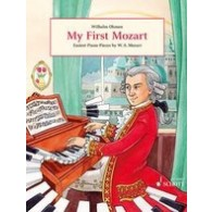 MY FIRST MOZART PIANO