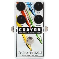 ELECTRO-HARMONIX CRAYON 76 FULL RANGE OVERDRIVE
