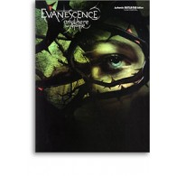 EVANESCENCE ANYWHERE BUT HOME GUITARE