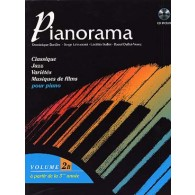 PIANORAMA VOL 2B PIANO