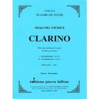 DELGIUDICE M. CLARINO CLARINETTE