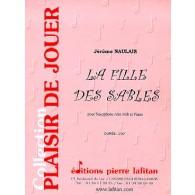 NAULAIS J. LA FILLE DES SABLES SAXO ALTO