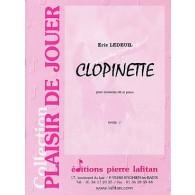 LEDEUIL E. CLOPINETTE CLARINETTE