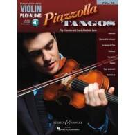 VIOLIN PLAY-ALONG VOL 46 PIAZZOLLA TANGOS VIOLON