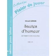 LENOIR G. SAUTES D'HUMEUR TROMPETTE