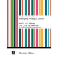MOZART W.A. ARIEN UND WALZER CLARINETTE