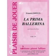 COITEUX F. LA PRIMA BALLERINA CLARINETTE SIB