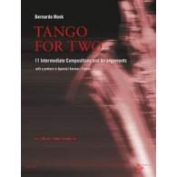 MONK B. TANGO FOR TWO SAXOS