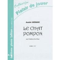 GUIGOU A. LE CHAT POMPOM TROMBONE UT