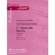 JOUBERT C.H. MAM'ZELLE FLA-FLA CLARINETTE