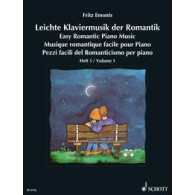 EMONTS F. EASY ROMANTIC PIANO PIECES