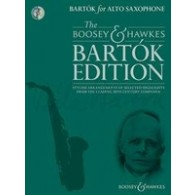 BARTOK FOR ALTO SAXOPHONE ET PIANO