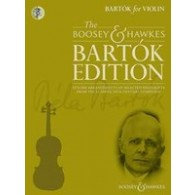 BARTOK FOR VIOLIN ET PIANO