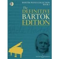 BARTOK PIANO COLLECTION VOL 1